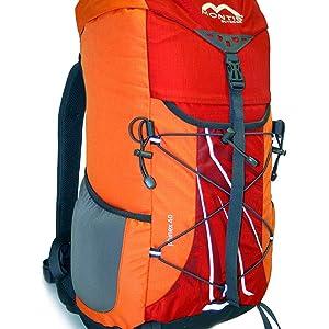 MONTIS PHINEX 40 Sac à Dos randonnée, Trekking, Voyage 40 L+