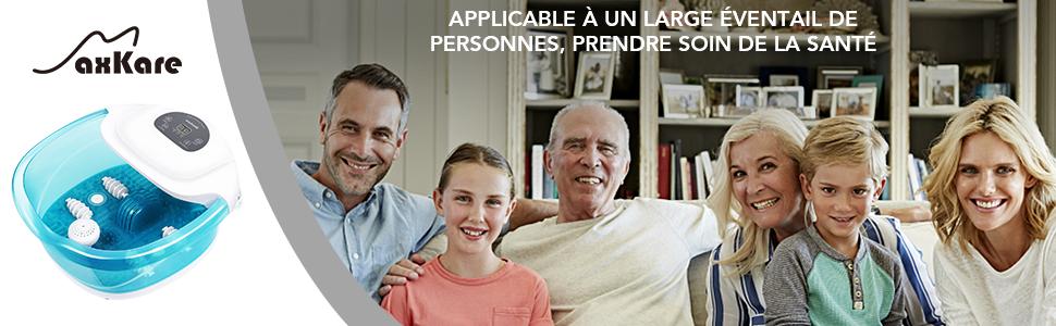Êttes-vous ou votre famille âgé ou faible?