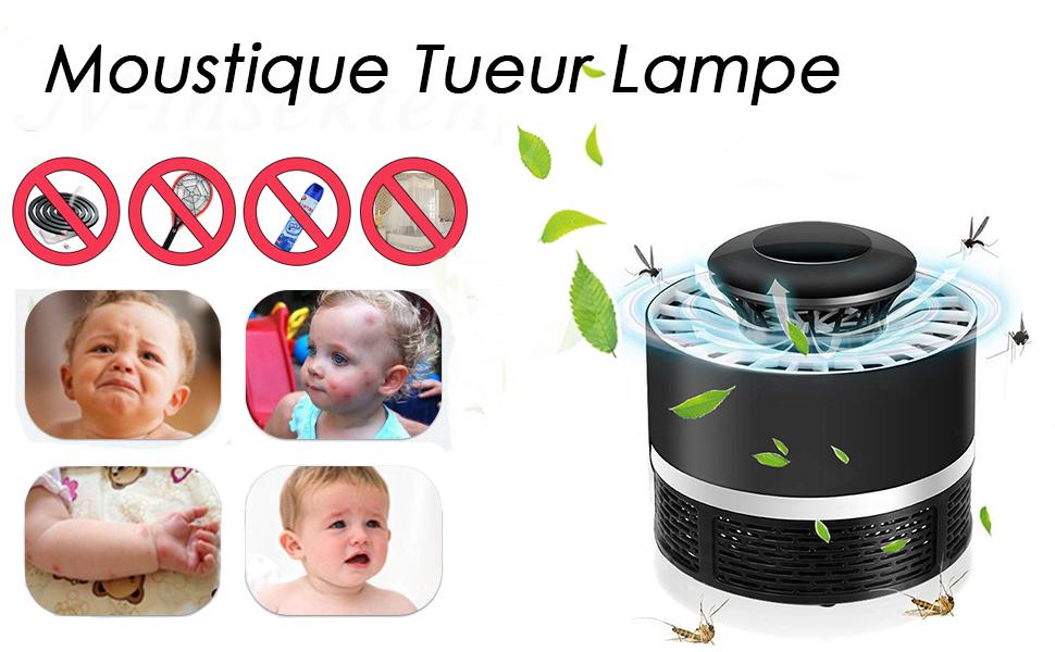 Moustique Tueur Lampe