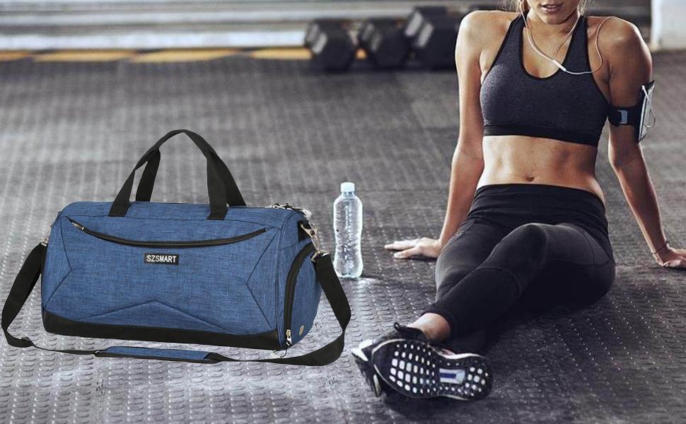 Sac de Yoga Sport Extérieur Peut porter sur Les Epaules et aussi A La Main