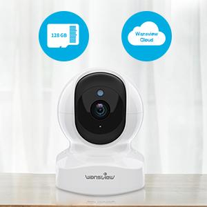 Wansview Caméra Surveillance WiFi - Bon produit, très sympa!