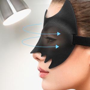 Masque de Sommeil LANGRIA en forme de Chauve-souris