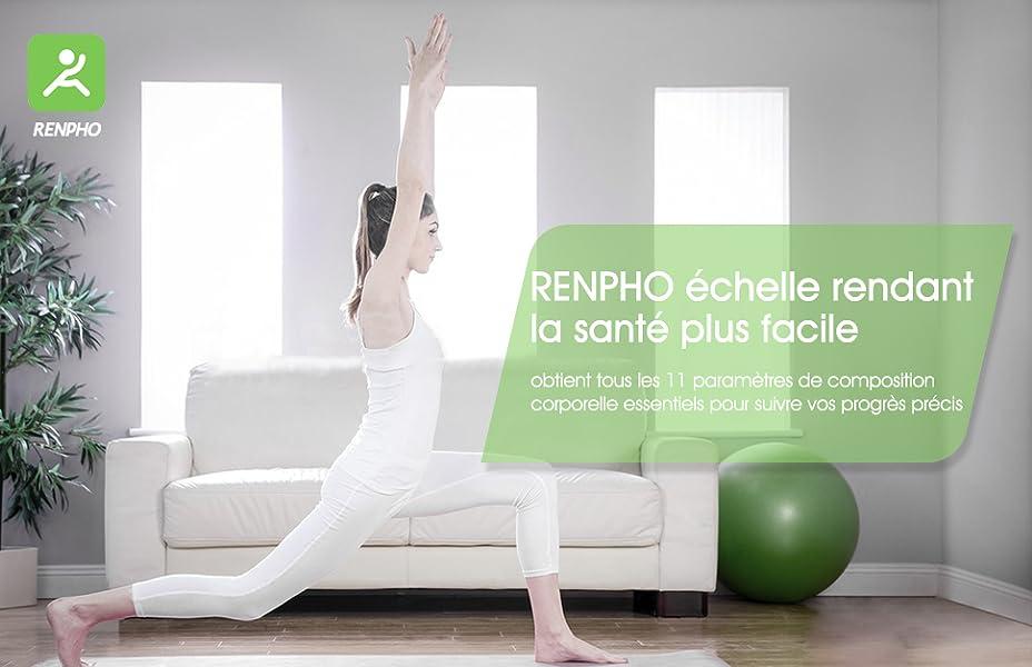 p se personne imp dancem tre renpho balance connect p se personne bluetooth mesure du poids. Black Bedroom Furniture Sets. Home Design Ideas