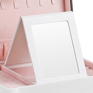 boîte a bijou miroir