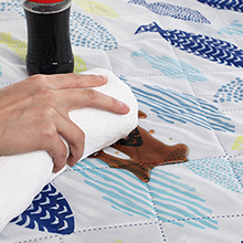 GIMOCOOL Rectangulaire Couverture de Piscine Poussi/ère /étanche /à la Pluie Anti-Ultraviolet Pliant Tissu tiss/é Couverture de Piscine pour Toutes Sortes de piscines carr/ées