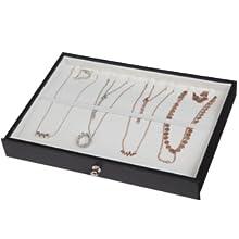 boîte  à bijoux collier