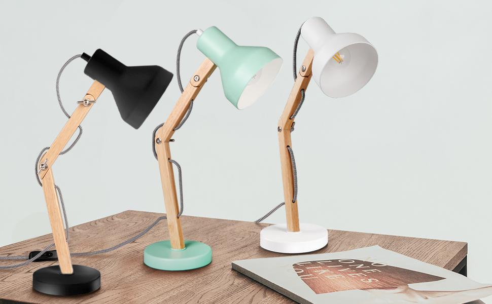 Lampe bureau scandinave maison du monde lampe bureau scandinave