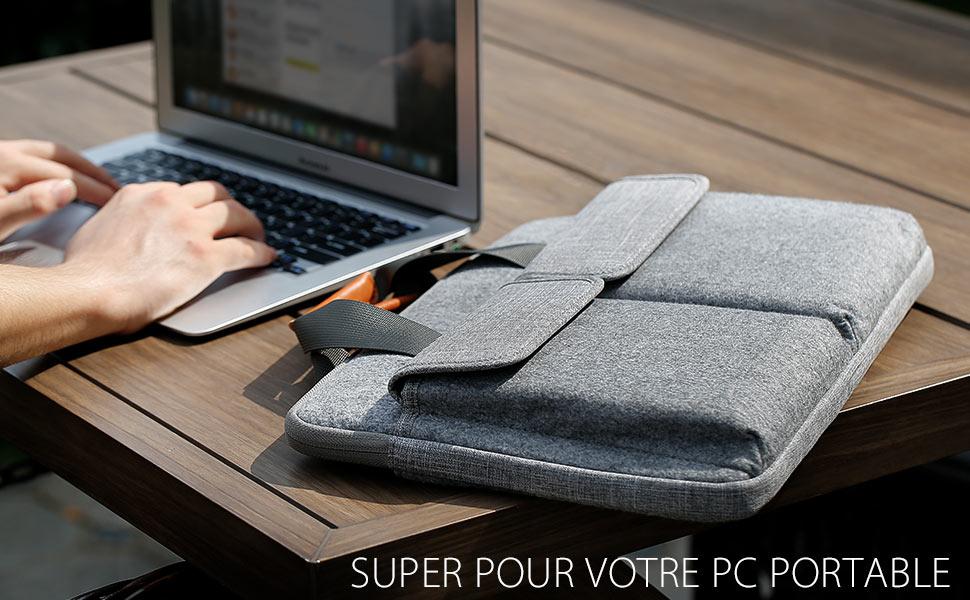 """Inateck Housse d'Ordinateur Portable 14""""-14.1"""""""
