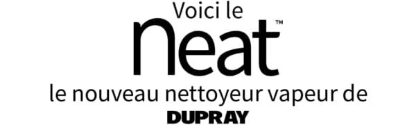 Meilleur nettoyeur vapeur Dupray, nettoyage vapeur facile des voitures, des sols et travaux lourds.