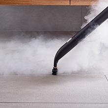 Nettoyage des coulis, le nettoyage vapeur des sols ou travaux lourds.