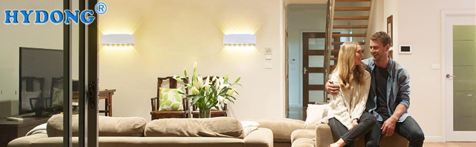 wall lights living room