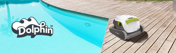 Robot de piscine Dolphin T45