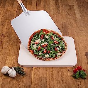 pizza, pelle a pizza, pierre a pizza, cuisine