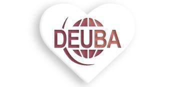 Logo de la marque DEUBA vente de produits en ligne e-commerce allemagne allemand