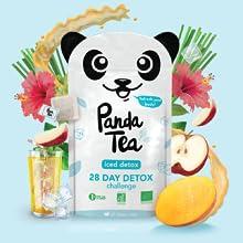 detox glacé thé infusion