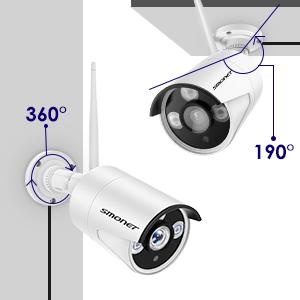 système de caméra surveillance