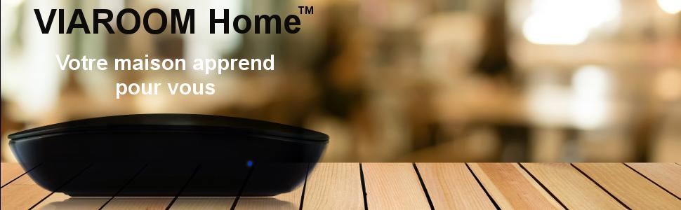 Maison connectée, maison intelligente, smart home, autopilot, box domotique, contrôleur domotique