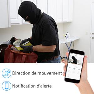 camera surveillance wifi,caméra surveillance wifi,camera surveillance wifi sans fil,