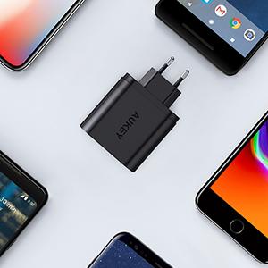 Quick Charge 3.0 Chargeur Secteur USB