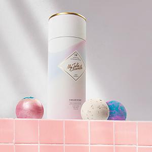coffret boules de bain