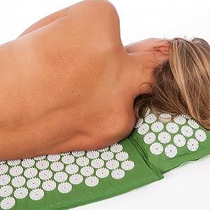 tapis le champ de fleurs bioloka pranamat shakti climson zen acupression acupuncture mauxdedos