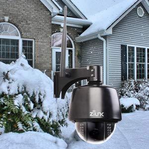 ZILNK Caméra de Surveillance extérieure Zoom panoramique 1080P details (3)