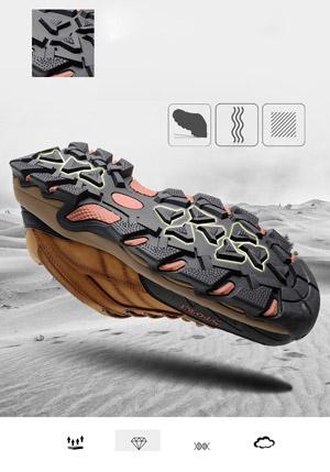 ailishabroy Les chaussures d'escalade en cuir nubuck basses supérieures imperméabilisent les chaussures de sport de marche (38 EU, Marron)