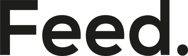 Feed Smartfood logo noir