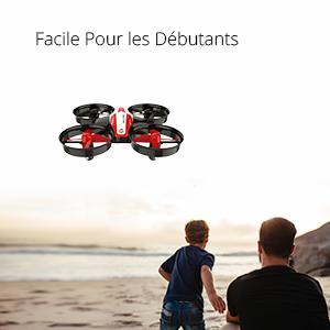 drone débutants