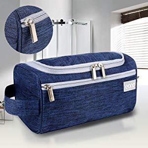 trousse de maquillage Sac de toilette /à suspendre pour voyage Grande capacit/é portable trousse de rasage Eono by  Trousse de toilette de voyage pour homme