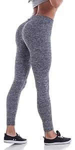 la Course et Le Crossfit Fit Adh/érent la Gymnastique Pochette Lait Taille Haute Amincissant Short de Fitness pour Le Yoga Ducomi LAX Short de Sport pour Femme Leggings Courte