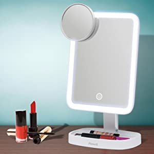 Aura Miroir Maquillage Lumineux