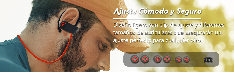 Auriculares Bluetooth U8