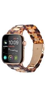 d256fb272eb1 Fullmosa YAN Correa Cuero Compatible Apple Watch iwatch Series 3 ...