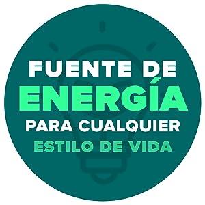 Fuente Natural de Energía para Cualquier Estilo de Vida