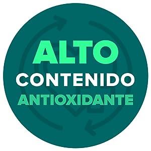 Desintoxicante y Alto Contenido Antioxidante