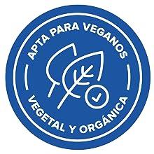 Proteína Vegetal y Orgánica Apta para Veganos