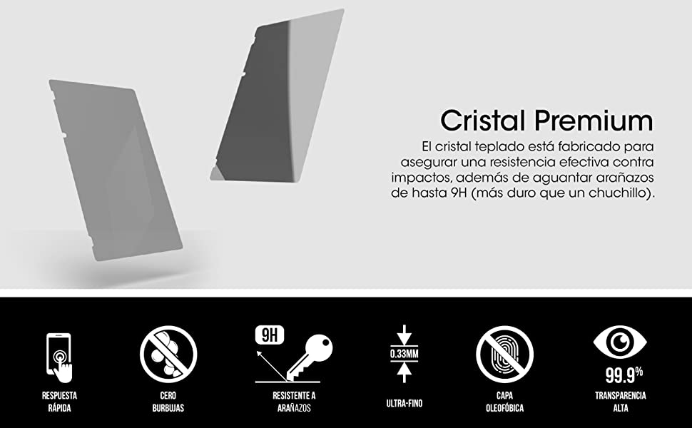 Nintendo Switch Cristal Premium