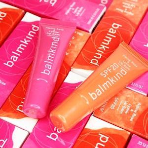 balmkind lip balm apline rose SPF nourish caring care