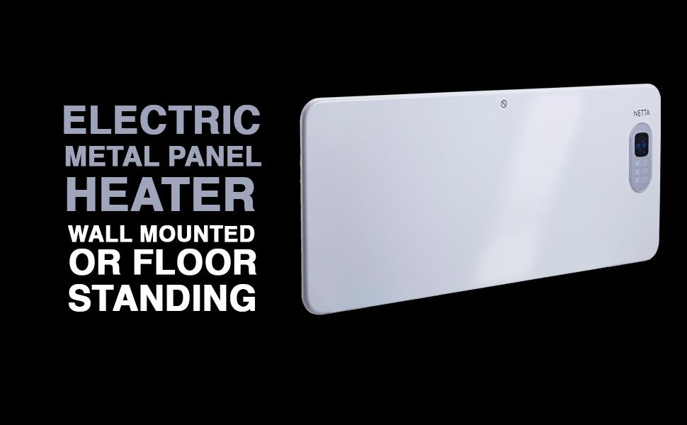 Netta Metal Panel Heater Radiator Suitable For Bathroom
