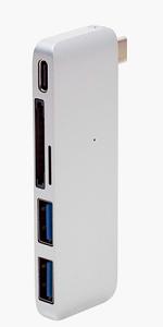 Hyperdrive 5-in-1 USB C Hub