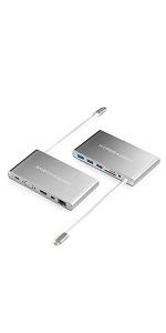 Hyperdrive 11-in-1 USB C Hub
