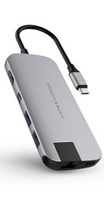 Hyperdrive 8-in-1 USB C Hub