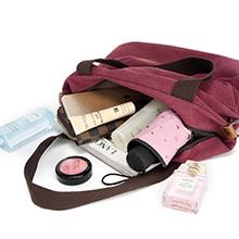 Large shoulder bag handbag for ladies womens