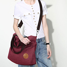 Women crossbody bag hobo bag casual  shopper  bag for travel school daily used