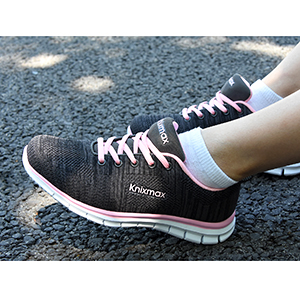 women breathable running trainers
