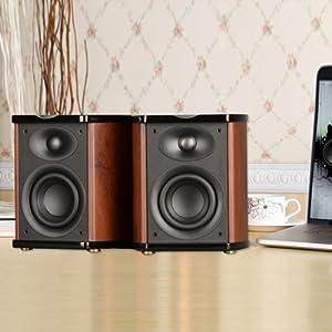 bookshelf speakers swans speakers computer speakers