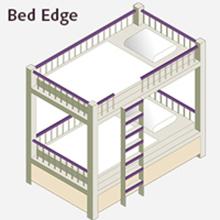 Bed edge