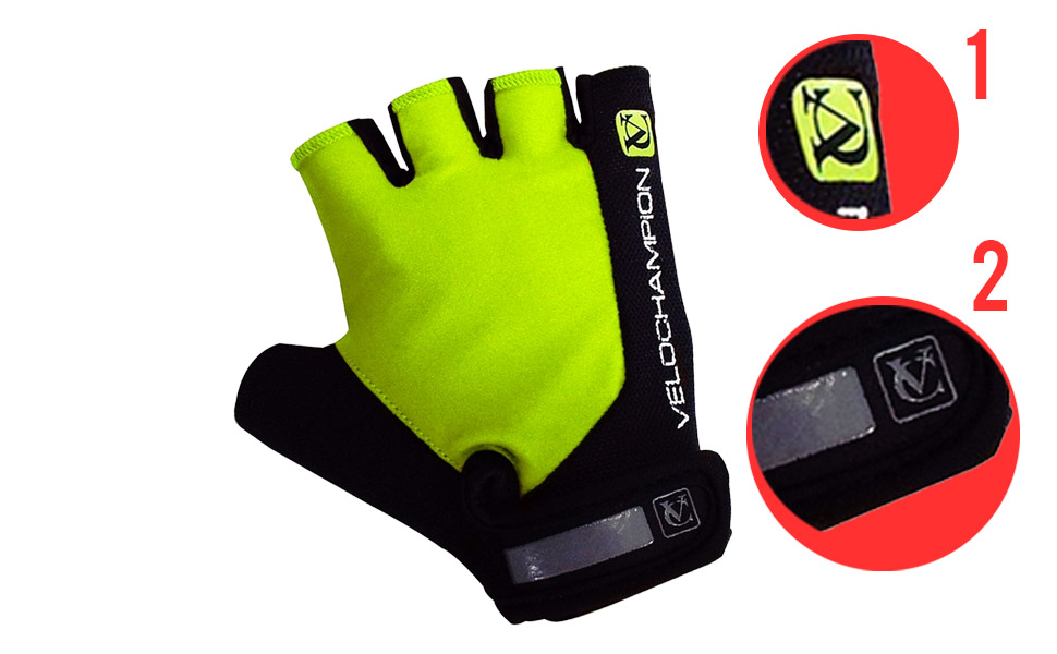 Champion System Summer Cycling Gloves Size Small S 5796-2