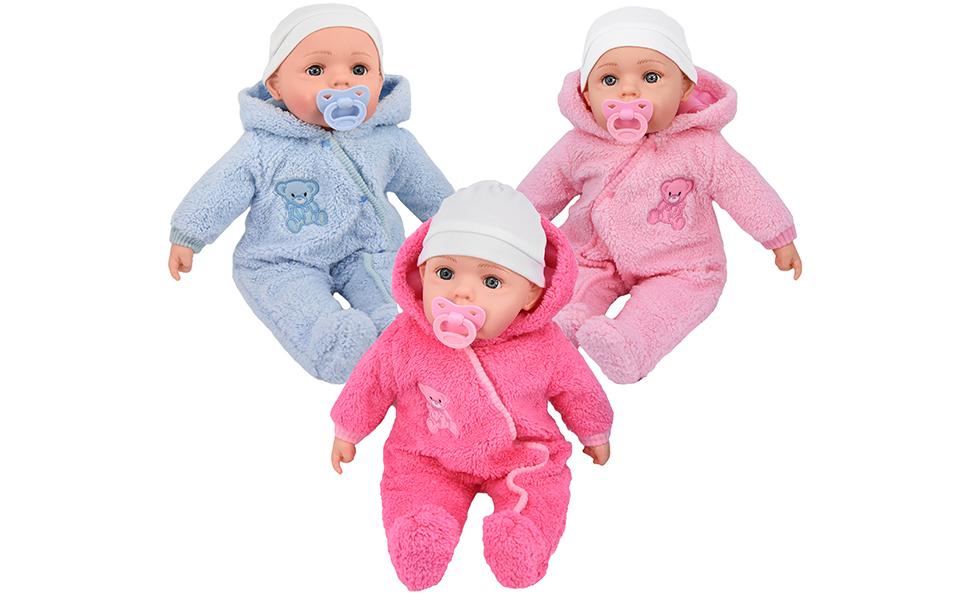 bibi dolls onesie
